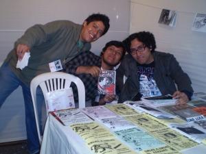 Renzo de Golpe a golpe y Gonzalo Lima Enferma +Benjamín de Lima Enferma