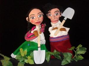 Juancha y Mariacha br